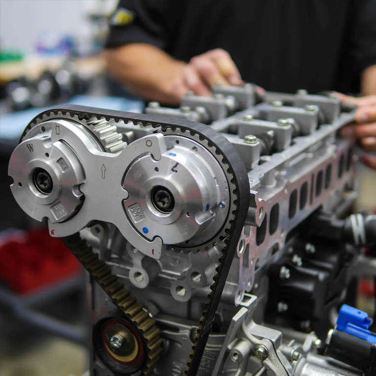 mountune motorsport engines and components