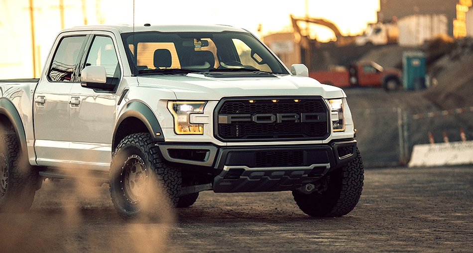 Raptor, EcoBoost & F150 Accessories | Ford Truck Performance