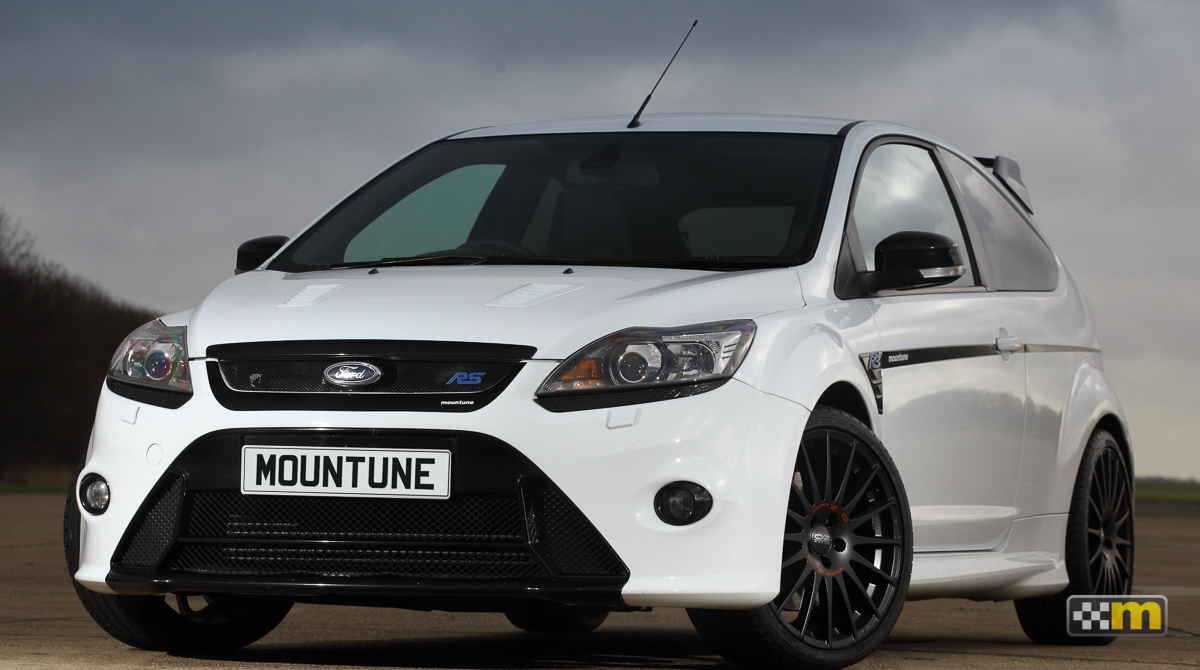 Ford Focus RS500 upgrades