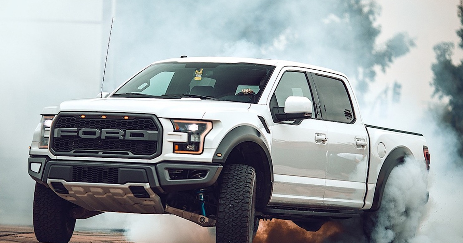 Ford Raptor Performance Upgrade Parts