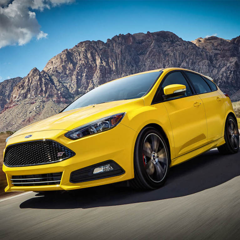 2015 Ford Focus St Suspension: Mountune Performance For Ford Focus ST And RS And Fiesta ST