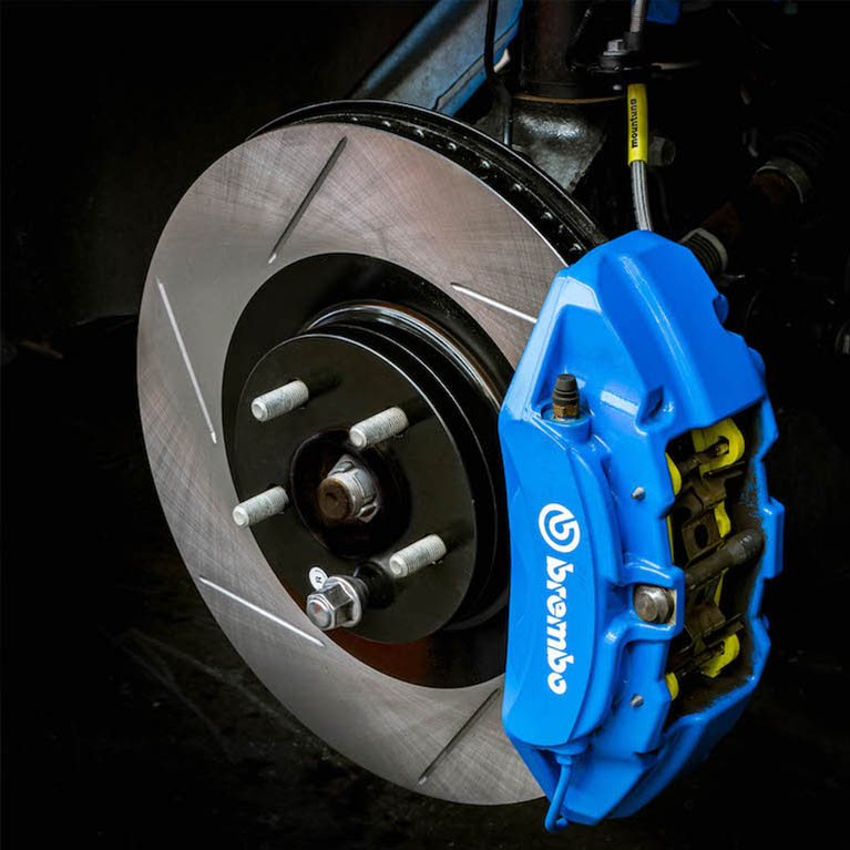 performance focus brake upgrades