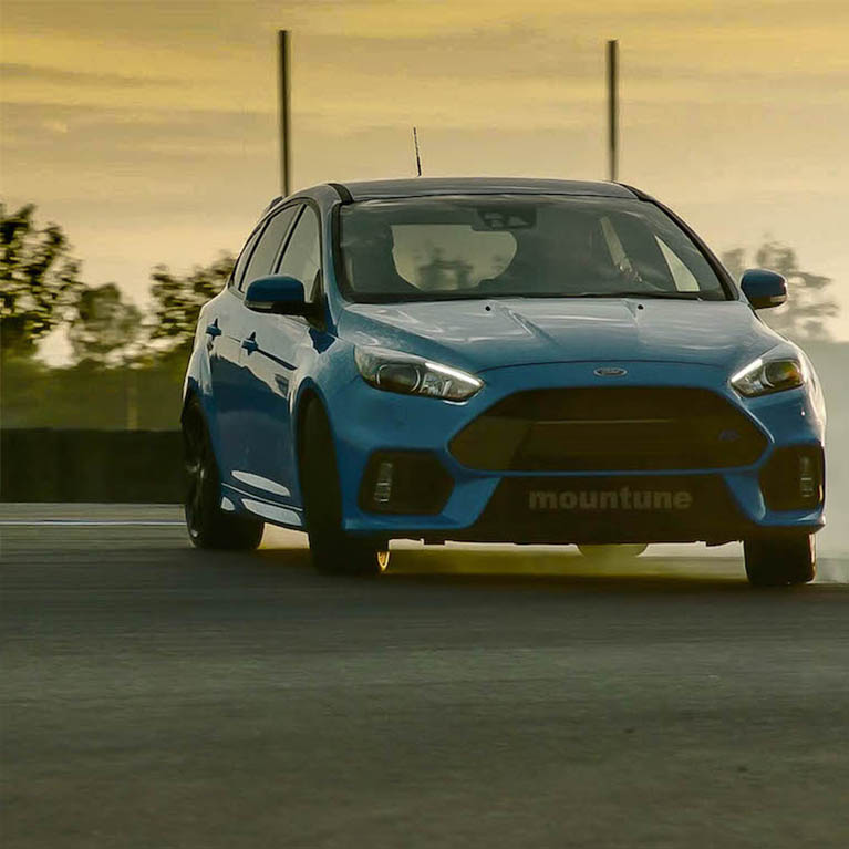 mountune focus RS upgrades